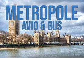 Metropole avio i bus
