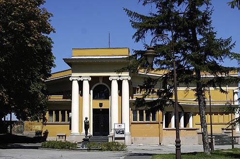 Belgrade tour, Art Pavilion Cvijeta Zuzoric