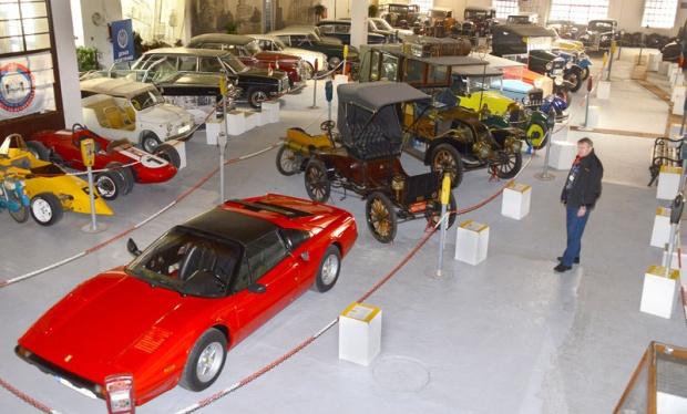 Belgrade tour, Automobile museum