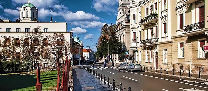 Belgrade tour, Kosancicev Venac 3
