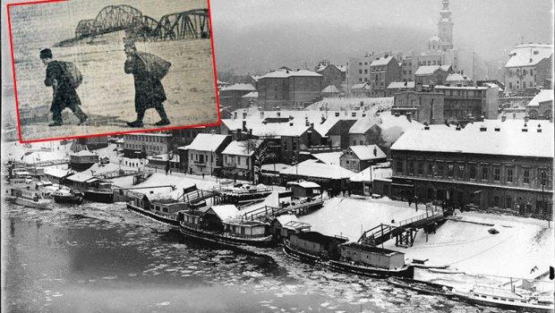 Belgrade tour, history