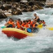 Serbia Rafting
